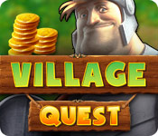 Feature screenshot game Village Quest