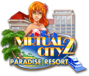 Virtual City 2: Paradise Resort feature