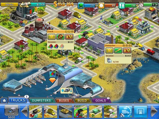 Game screenshot 2 Virtual City