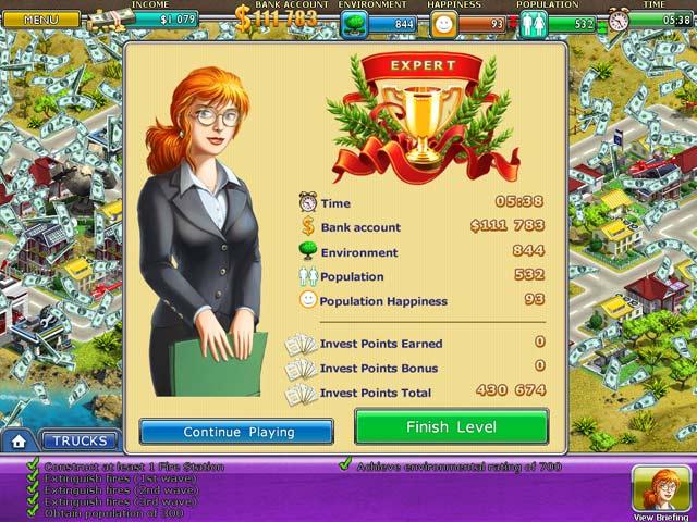 Game screenshot 3 Virtual City