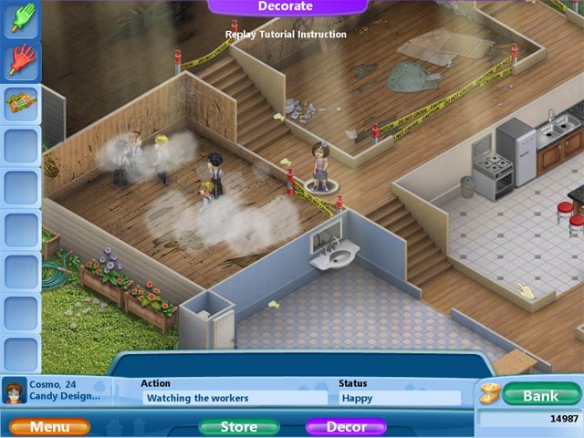 Game screenshot 3 Virtual Families 2