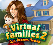 Feature screenshot game Virtual Families 2