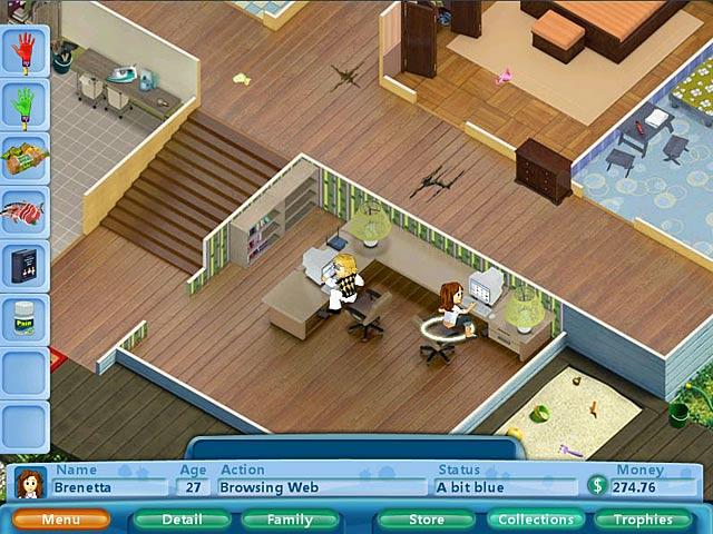 Game screenshot 3 Virtual Families