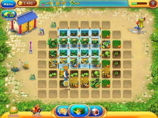 Virtual farm 2 ipad iphone android mac pc game for Fish farm games