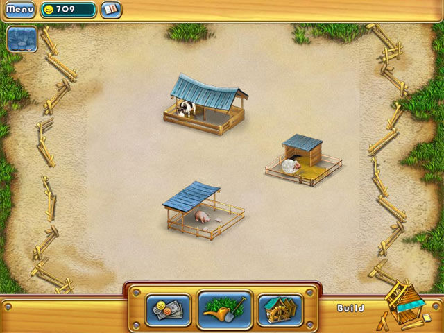 Game screenshot 2 Virtual Farm
