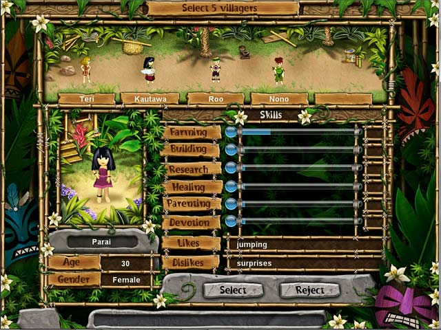 Game screenshot 2 Virtual Villagers: New Believers