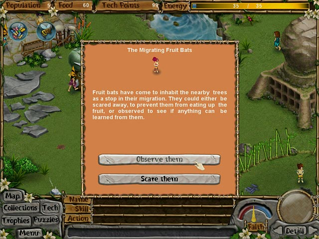 Game screenshot 3 Virtual Villagers: New Believers