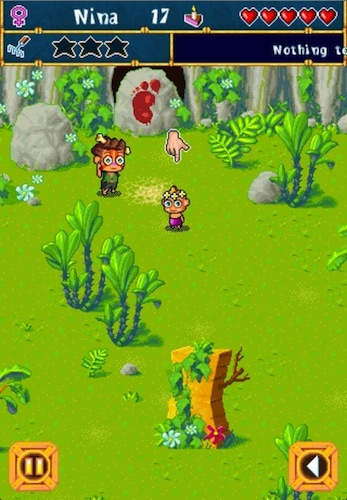 Screenshot for Virtual Villagers: A New Home