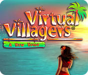 Virtual Villagers: A New Home - Mac