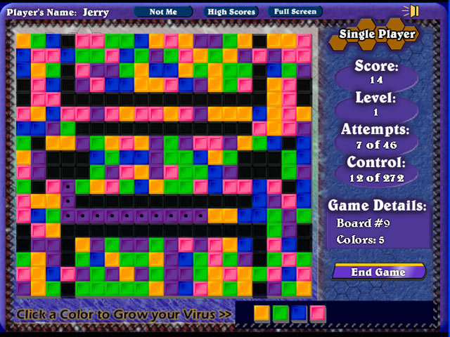 Game screenshot 3 Virus 3