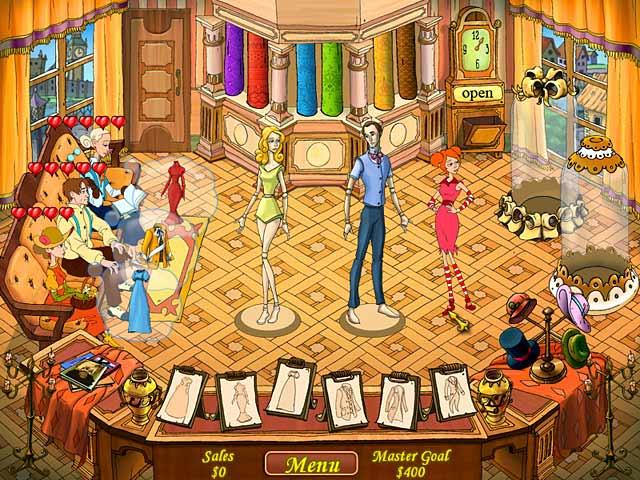Game screenshot 2 Vogue Tales
