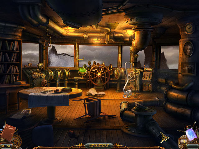 Game screenshot 2 Voodoo Chronicles: The First Sign Collector's Edition