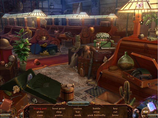Voodoo chronicles the first sign hidden object for Free big fish hidden object games