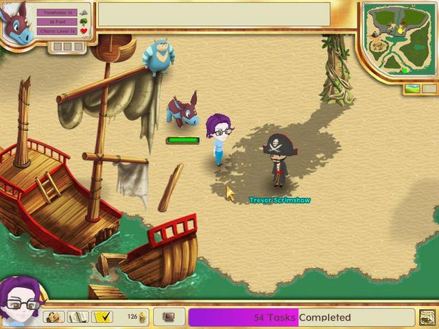 Game screenshot 2 Wandering Willows