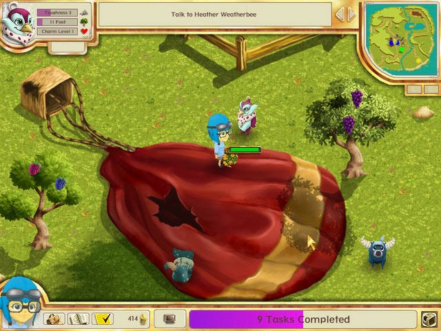 Game screenshot 3 Wandering Willows