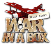 Feature screenshot game War in a Box: Paper Tanks