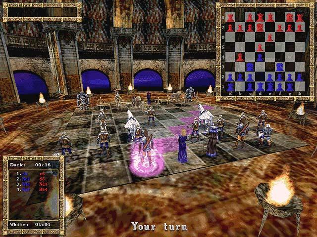 Game screenshot 3 War Chess