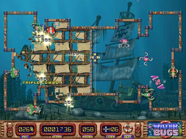 Spiele Screenshot 2 Water Bugs