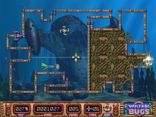 Spiele Screenshot 3 Water Bugs