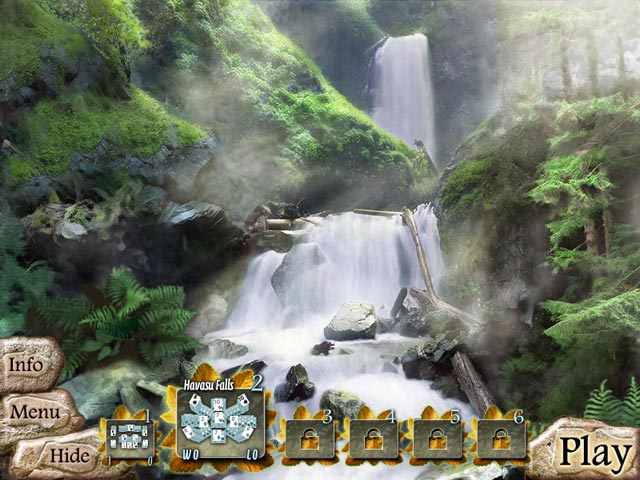 Game screenshot 3 Waterscape Solitaire: American Falls