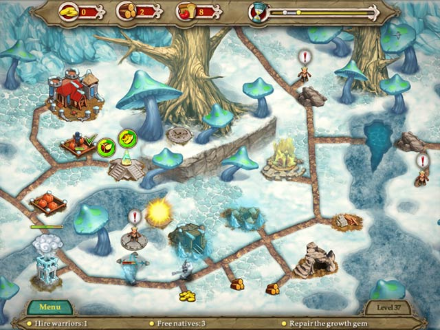 Game screenshot 2 Weather Lord: Hidden Realm