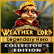 PC játék: Kaland - Weather Lord: Legendary Hero! Collector's Edition