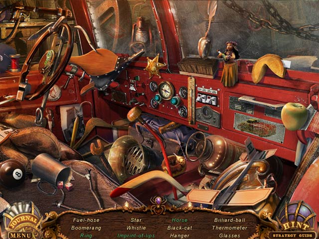 Game screenshot 1 Web of Deceit: Black Widow Collector's Edition