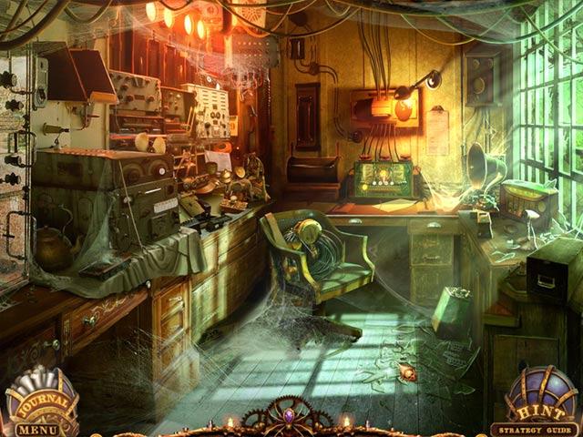 Game screenshot 2 Web of Deceit: Black Widow Collector's Edition