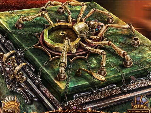 Game screenshot 3 Web of Deceit: Black Widow Collector's Edition