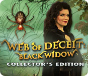 Web of Deceit: Black Widow Collector's Edition - Mac