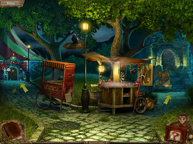 Game screenshot 3 Weird Park: Broken Tune Collector's Edition