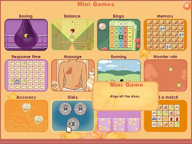 Game screenshot 2 Wendy's Wellness