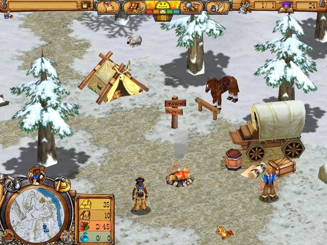 Game screenshot 2 Westward III: Gold Rush