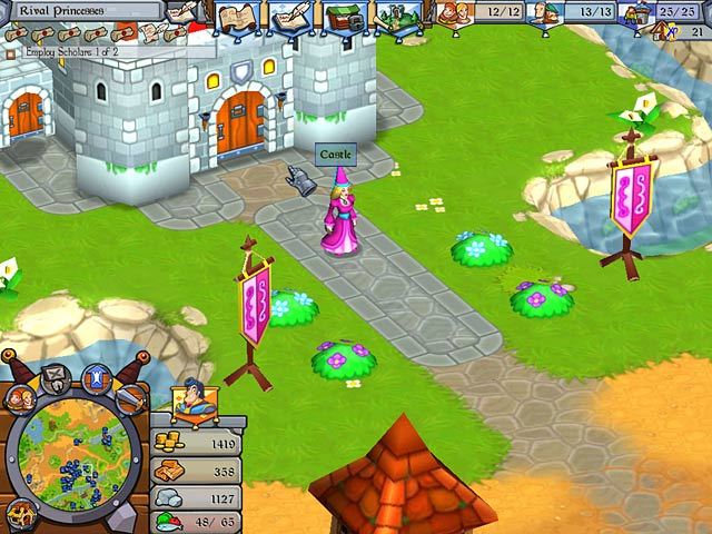Game screenshot 2 Westward Kingdoms