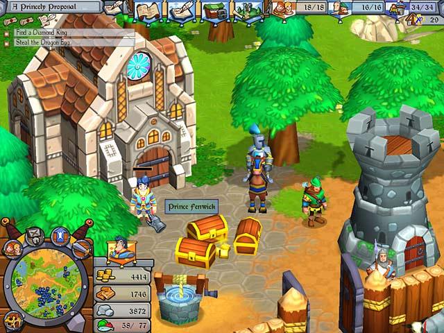 Game screenshot 3 Westward Kingdoms