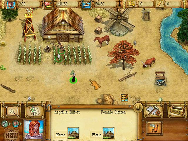 Game screenshot 3 Westward