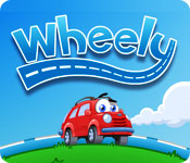 Feature screenshot game Wheely