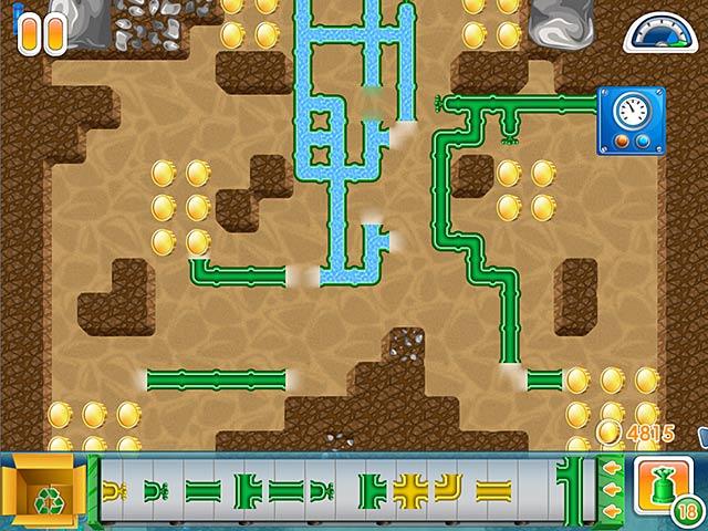 Game screenshot 1 Where's My Pipes?