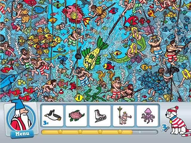 Game screenshot 1 Where's Waldo: The Fantastic Journey