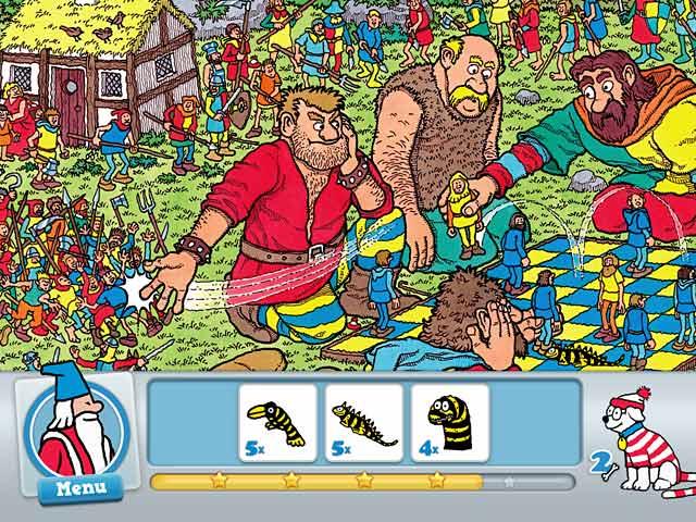 Game screenshot 2 Where's Waldo: The Fantastic Journey