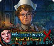 Feature screenshot game Whispered Secrets: Dreadful Beauty