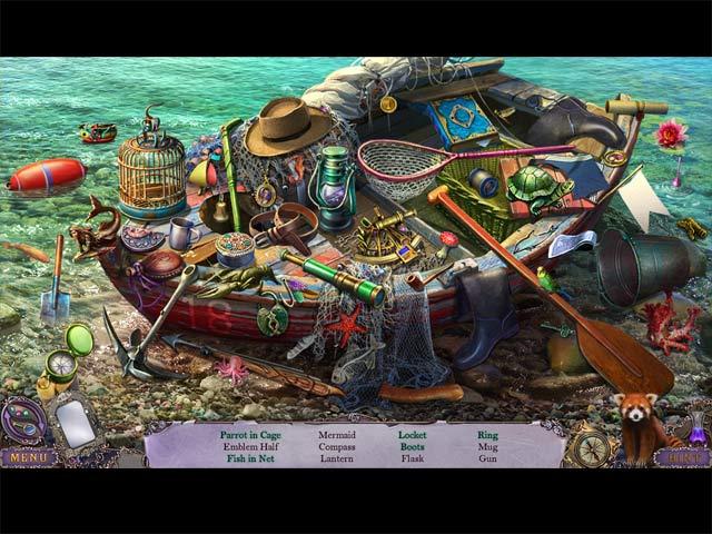 Game screenshot 1 Whispered Secrets: Into the Wind
