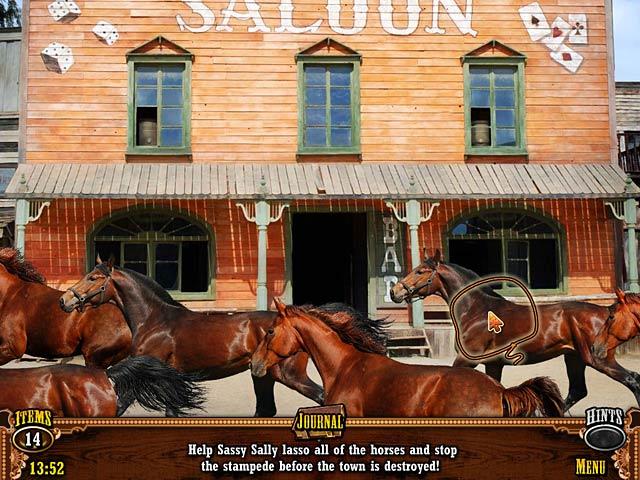Game screenshot 2 Wild West Quest: Gold Rush