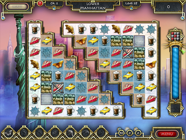 Game screenshot 1 Winter in New York