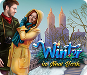 Feature screenshot game Winter in New York