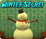 Feature screenshot game Winter Secret