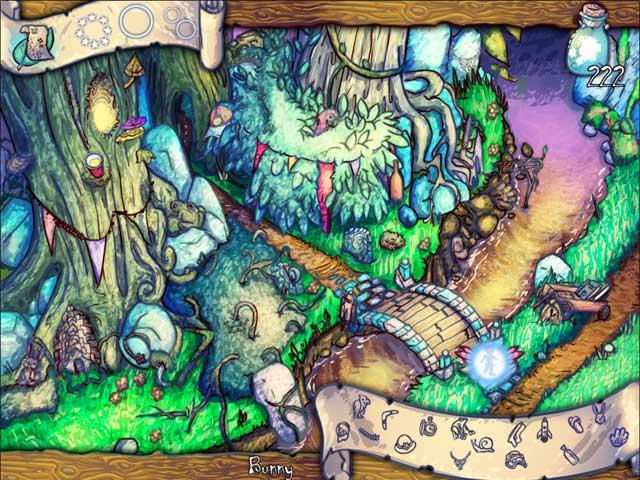 Game screenshot 1 Wispa Forest
