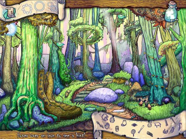 Game screenshot 3 Wispa Forest