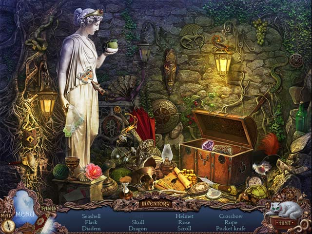Game screenshot 1 Witch Hunters: Full Moon Ceremony Collector's Edition