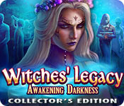 Witches' Legacy 7: Awakening Darkness Collector's Edition